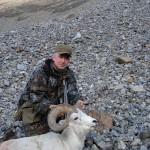 Охота на барана Дала на Аляске
